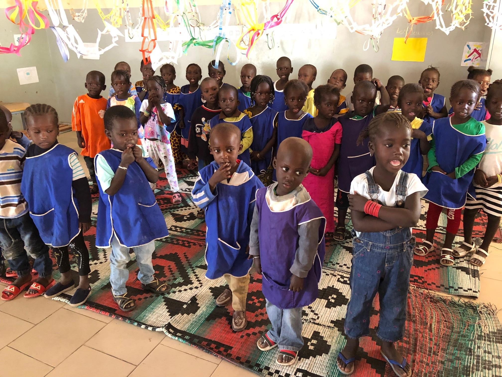 ndianda vorschule