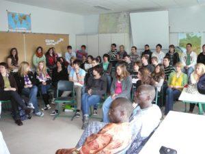 Besuch Trifels-Gymnasium
