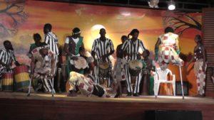 Groupe theatrale Tanz Trommel Behinderte
