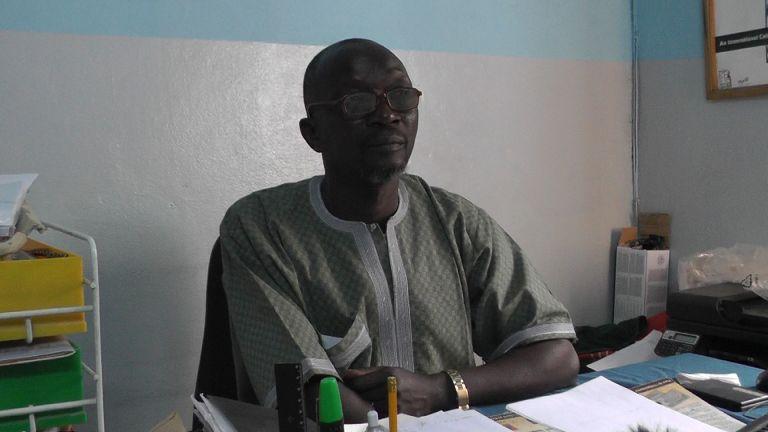 Leiter Zentrum mbour mamadou fall
