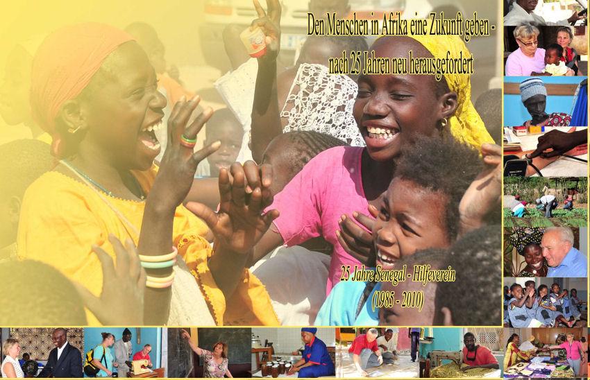 25 Jahre Senegalhilfe Verein