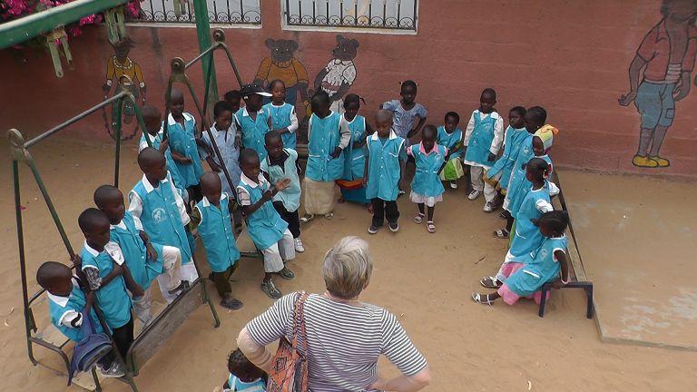 kindergarten zentrum mbour
