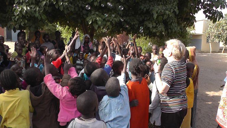 Flüchtlingsdorf Louly Ndia