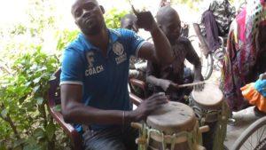 Behindertenzentrum Tivavouane Tanz