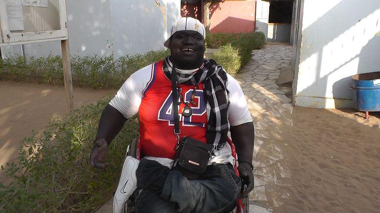Behindertenzentrum Mbour