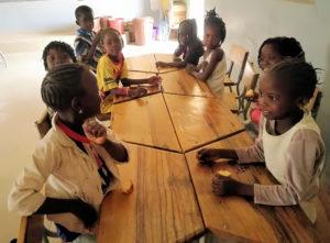 Kindergarten in Thiorock