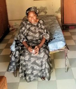 Krankenschwester Coumba in Mbour
